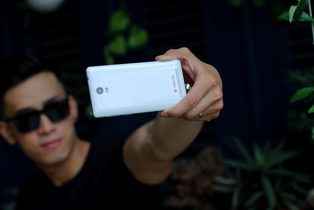 Priori 3S - Điện thoại Nhật dung lượng pin lớn, hiệu năng ổn định - Ảnh 4.