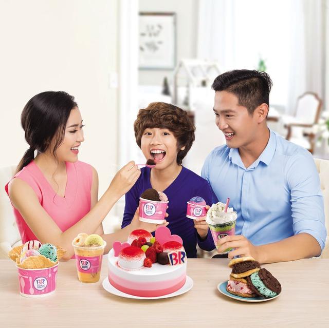 Tưng bừng mừng sinh nhật 5 năm Baskin Robbins với viên kem chỉ 15.000 đồng - Ảnh 4.