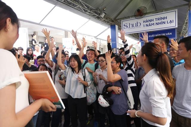 Ngày hội S.hub: Bữa tiệc của tín đồ Sài Gòn nhân dịp sinh nhật S.hub - ảnh 3