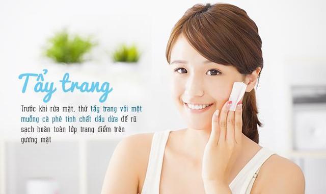 Bắt nhịp xu hướng làm đẹp từ dầu dừa của beauty blogger Việt - Ảnh 5.
