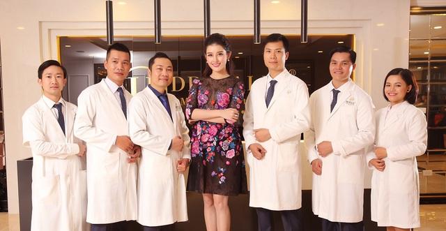 Sức nóng khai trương cơ sở 3 Dr Hải Lê – Miễn phí làm đẹp 100% - Ảnh 1.