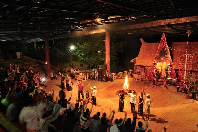 Trải nghiệm lễ hội văn hoá các dân tộc Tây nguyên ngay tại Đà Lạt - Ảnh 3.