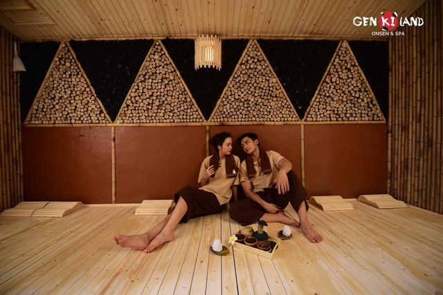 """Trải nghiệm """"tắm tập thể"""" theo phong cách Nhật Bản ngay tại Hà Nội - Ảnh 6."""