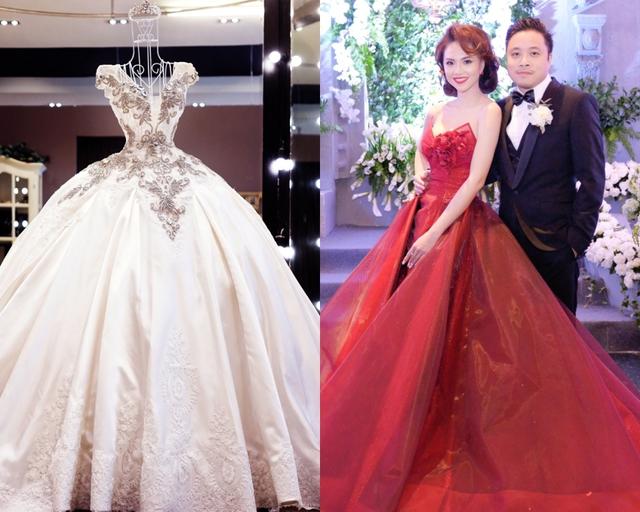 Nhìn lại top váy dạ hội càn quét thảm đỏ trong năm qua - Ảnh 6.