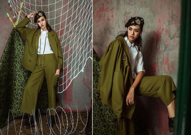 Đón đầu xu hướng thời trang 2017 với những 'bộ cánh' phá cách siêu ấn tượng