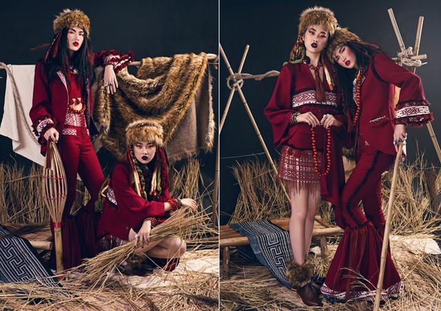 """Đón đầu xu hướng thời trang 2017 với những """"bộ cánh"""" phá cách siêu ấn tượng - Ảnh 7."""