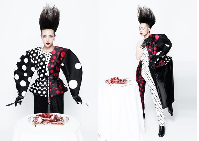 """Đón đầu xu hướng thời trang 2017 với những """"bộ cánh"""" phá cách siêu ấn tượng - Ảnh 10."""