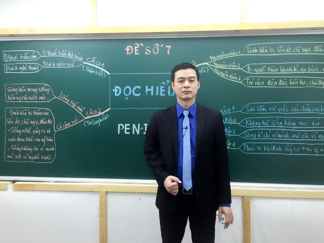 Thầy giáo Phạm Hữu Cường - Tâm huyết và nghị lực của một người con quê nghèo vùng chiêm trũng - Ảnh 2.