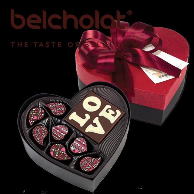 Chocolate xịn cho Lễ tình yêu - Ảnh 1.