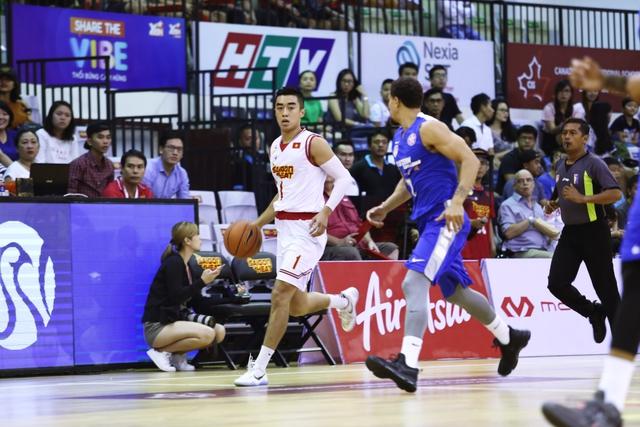Saigon Heat và sứ mệnh mở đường cho bóng rổ Việt Nam - Ảnh 3.