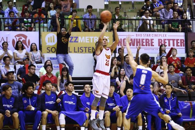 Saigon Heat và sứ mệnh mở đường cho bóng rổ Việt Nam - Ảnh 4.