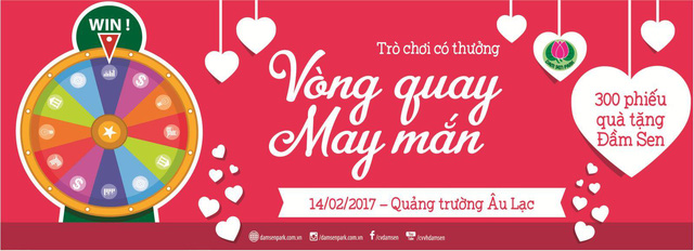 Lãng mạn và vui nhộn với ngày hội Giải mã tình yêu tại Đầm Sen - Ảnh 5.