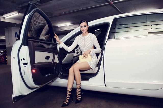Hoa hậu Sella Trương - Thánh shopping điên cuồng của Showbiz - Ảnh 4.