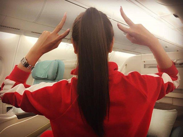 Hoa hậu Sella Trương - Thánh shopping điên cuồng của Showbiz - Ảnh 5.