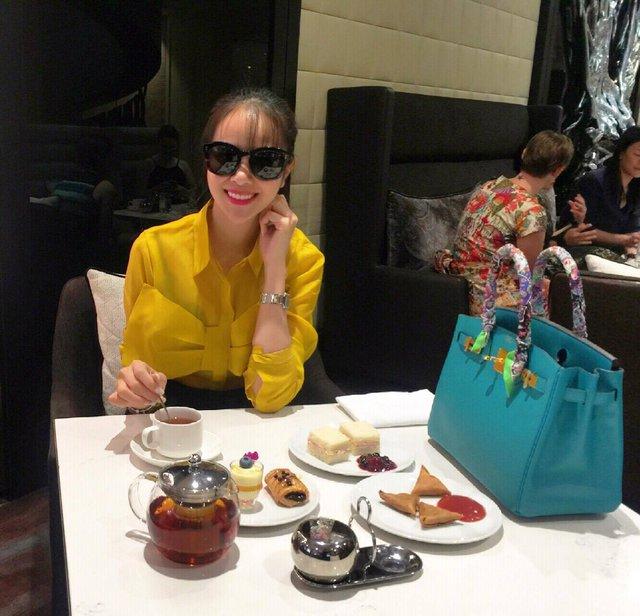 Hoa hậu Sella Trương - Thánh shopping điên cuồng của Showbiz - Ảnh 7.