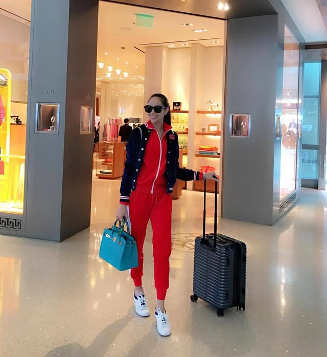 Hoa hậu Sella Trương - Thánh shopping điên cuồng của Showbiz - Ảnh 13.