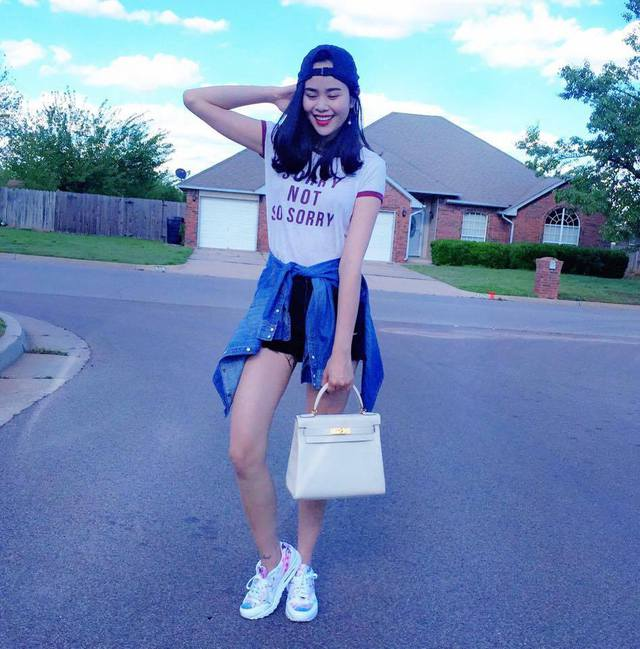 Hoa hậu Sella Trương - Thánh shopping điên cuồng của Showbiz - Ảnh 14.