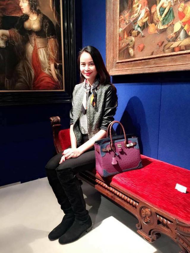Hoa hậu Sella Trương - Thánh shopping điên cuồng của Showbiz - Ảnh 16.