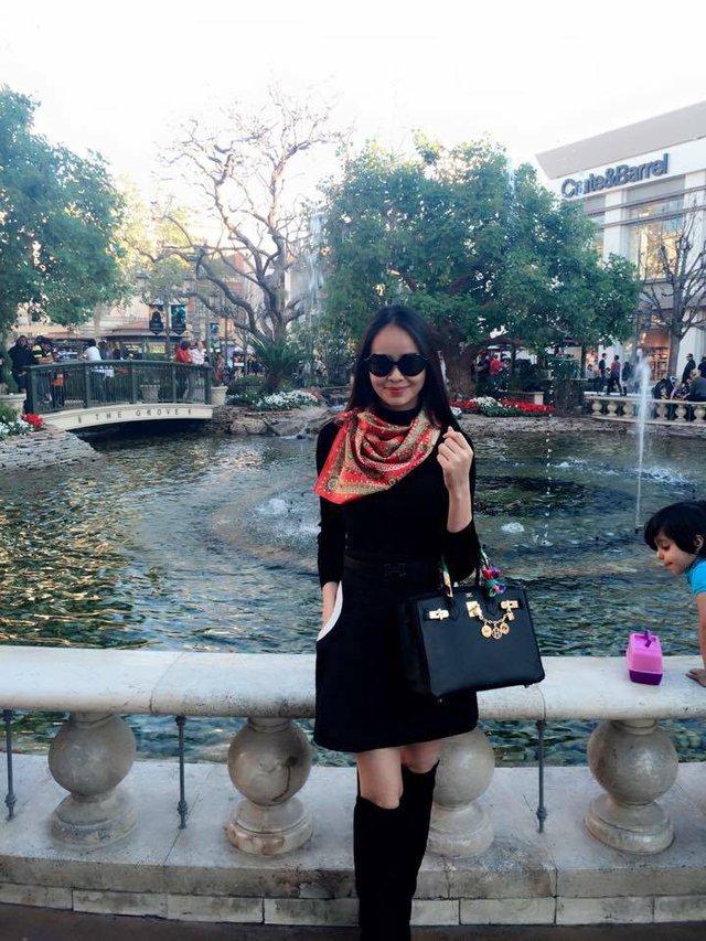 Hoa hậu Sella Trương - Thánh shopping điên cuồng của Showbiz - Ảnh 17.