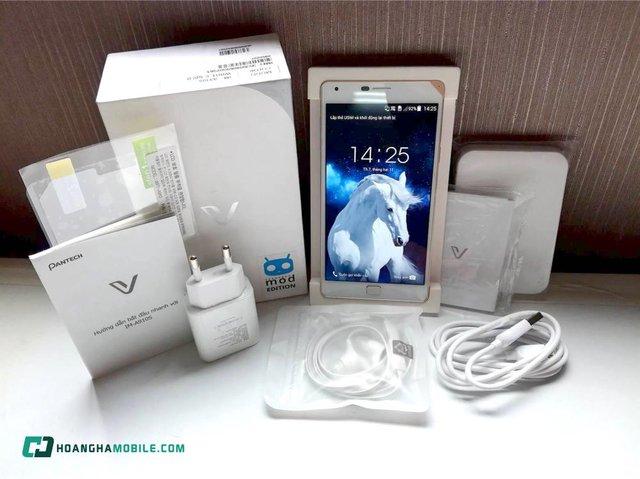 Sale 80%, smartphone Pantech Vega Iron 2 gây sốt - Ảnh 4.
