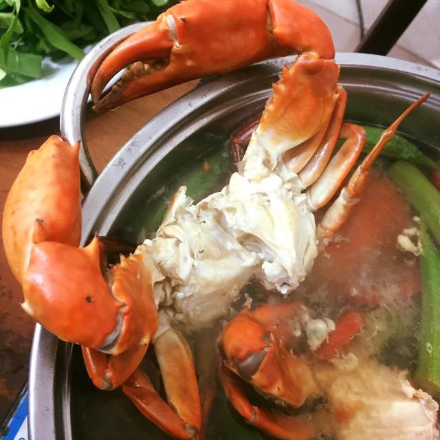Trải nghiệm quán hải sản ruột của giới sành ăn Hà thành - Ảnh 3.