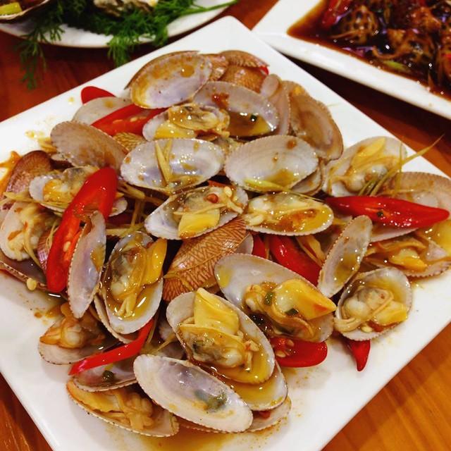 Trải nghiệm quán hải sản ruột của giới sành ăn Hà thành - Ảnh 6.