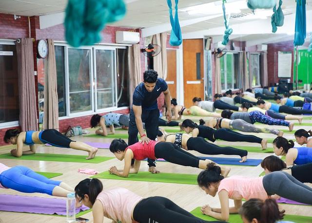 Gói tập luyện trải nghiệm 150 phòng tập đang gây sốt giới trẻ Hà Nội - Ảnh 1.