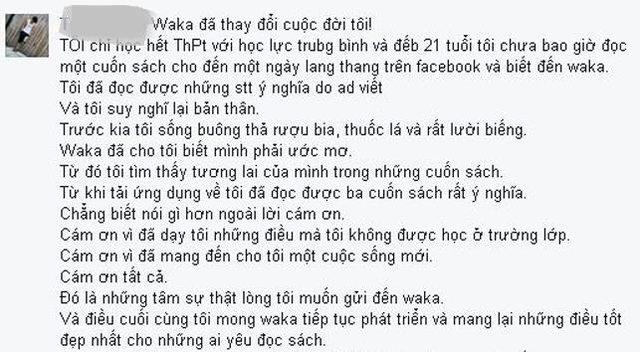 Không phải Facebook, Ebook mới là điều truyền cảm hứng tới bạn trẻ Việt trong thời gian qua - Ảnh 3.