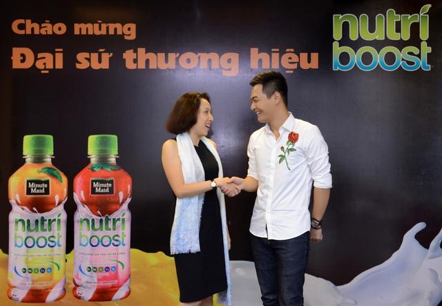 MC Phan Anh đảm nhận vai trò đại sứ thương hiệu Nutriboost - Ảnh 2.