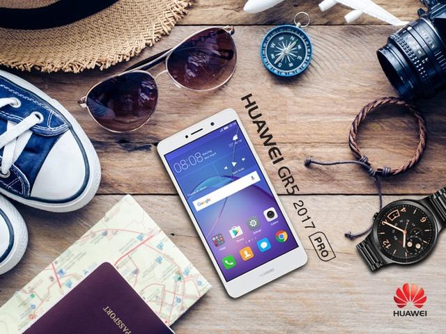 Huawei GR5 2017 phiên bản Pro - Trợ thủ đắc lực cho tín đồ mê chụp ảnh, chơi game - Ảnh 3.