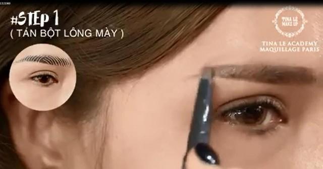 Chuyên gia trang điểm Tina Lê hướng dẫn make up với 12 bước cơ bản - Ảnh 3.