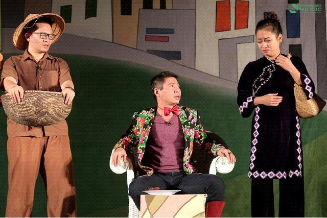 Xuân Hinh khiến khán giả bất giờ với màn biến hóa trên sân khấu - Ảnh 4.