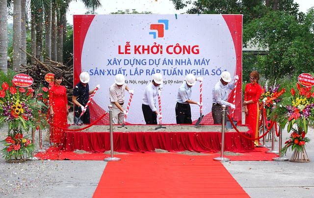 Chuẩn bị khánh thành nhà máy sản xuất, lắp ráp xe điện gần 30.000m2 ngay tại Hà Nội - Ảnh 1.