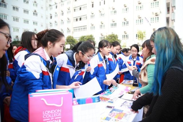 Việt Nam muôn màu qua những nét hoạ của học sinh - Ảnh 6.