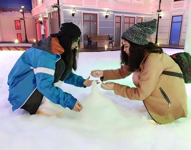 Giới trẻ háo hức với khu vui chơi trượt tuyết lớn nhất Đông Nam Á tại Sài Gòn - Ảnh 5.