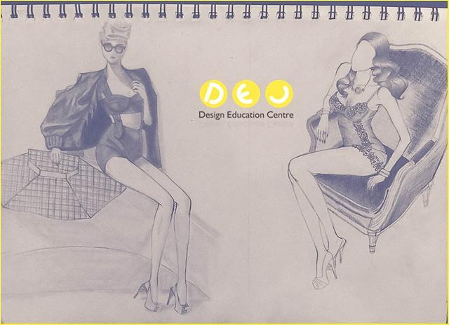 Không cần có năng khiếu, bạn vẫn có thể học vẽ thiết kế thời trang tốt chỉ với 3 giờ mỗi ngày - Ảnh 3.