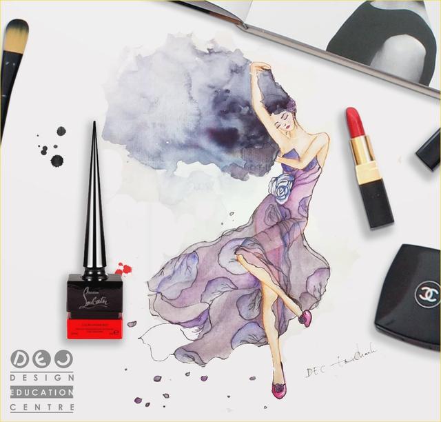 Không cần có năng khiếu, bạn vẫn có thể học vẽ thiết kế thời trang tốt chỉ với 3 giờ mỗi ngày - Ảnh 5.