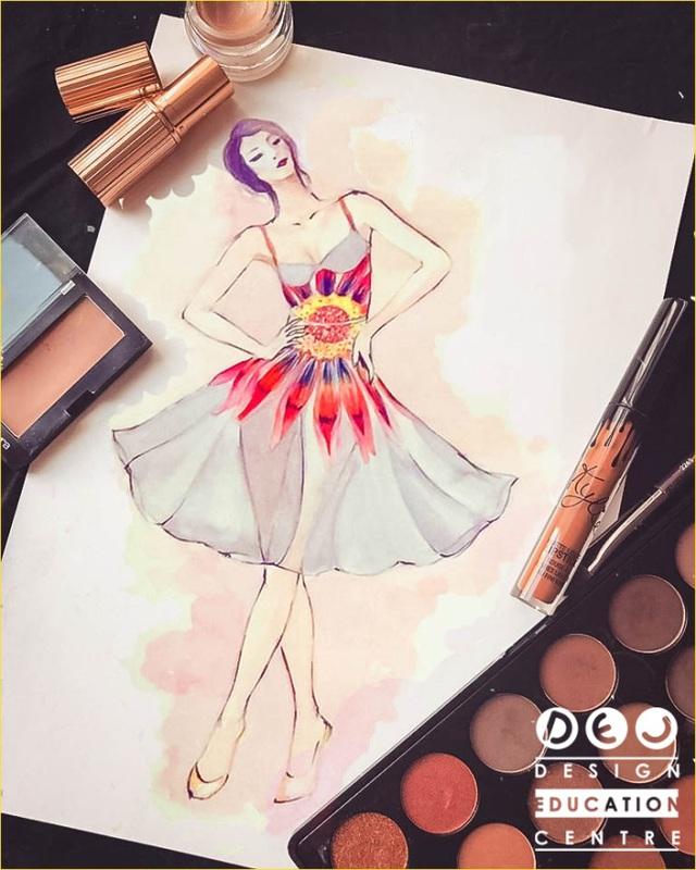 Không cần có năng khiếu, bạn vẫn có thể học vẽ thiết kế thời trang tốt chỉ với 3 giờ mỗi ngày - Ảnh 6.