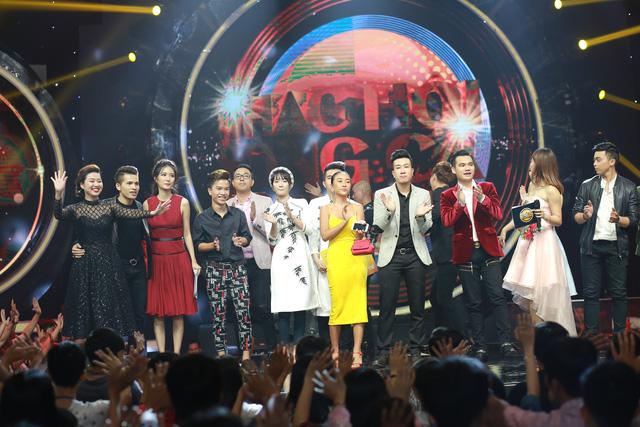 Lộ diện top 5 vào chung kết Nhạc Hội Song Ca - Ảnh 11.