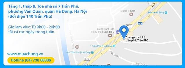 Chỉ với 1.000đ rinh hàng về nhà tại cửa hàng Muachung Hà Đông