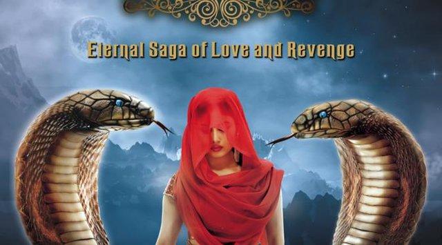 Bộ phim Thần rắn báo thù của Ấn Độ hứa hẹn gây sốt màn ảnh nhỏ - Ảnh 1.