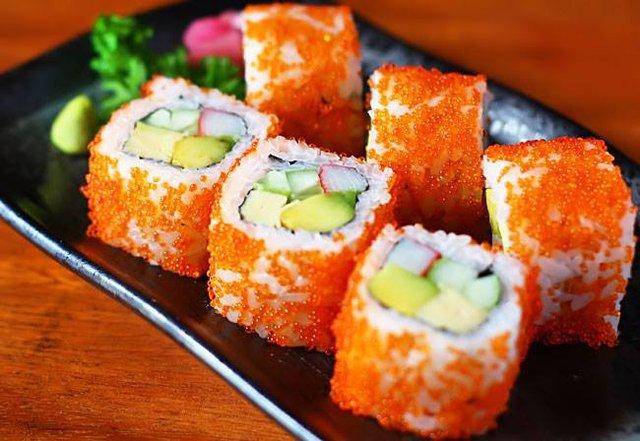 kaze sushi giảm giá halloween