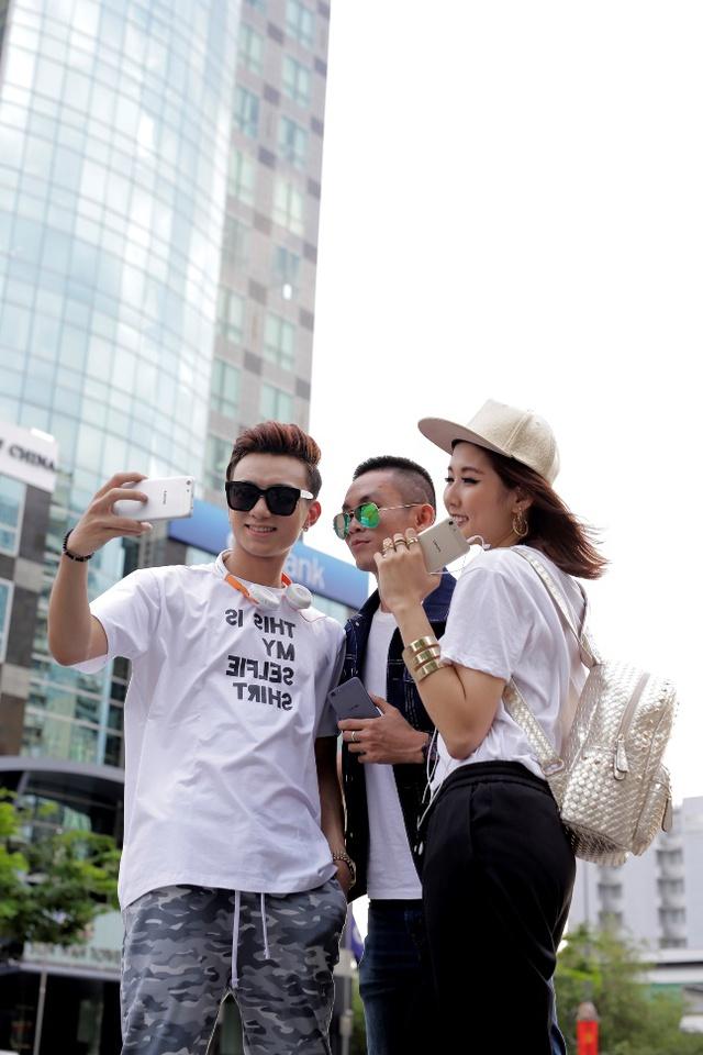 """Tâm Bùi: """"Sài Gòn là để selfie"""" - Ảnh 10."""