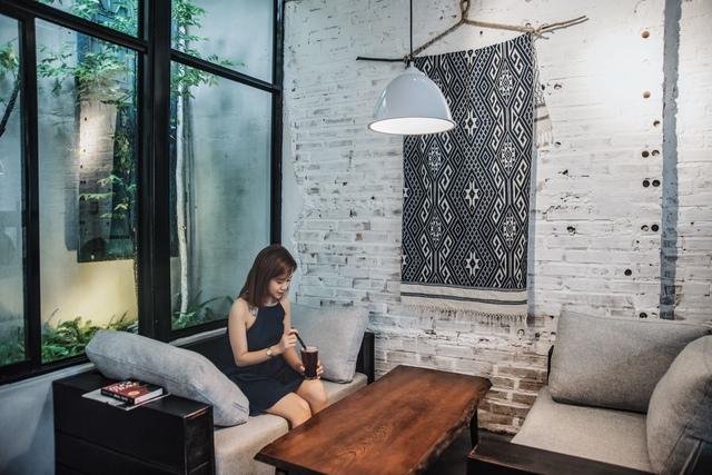 Thư giãn trong không gian tràn ngập sofa tại FIKA Café – 50 Lò Đúc. - Ảnh 8.