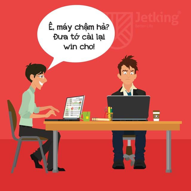 8 dấu hiệu cho thấy bạn sẽ có thể trở thành một chuyên viên IT Tương Lai - Ảnh 5.