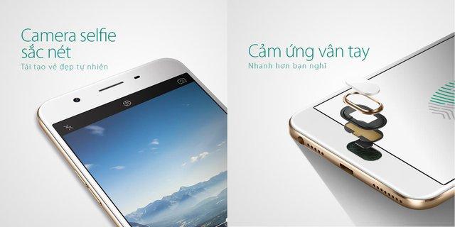 Oppo F1S sắp chào sân với quà tặng khủng cho tín đồ smartphone - Ảnh 1.