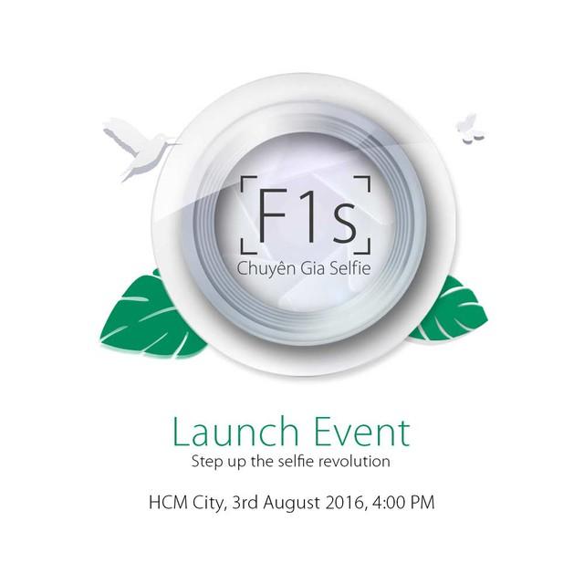 Oppo F1S sắp chào sân với quà tặng khủng cho tín đồ smartphone - Ảnh 2.