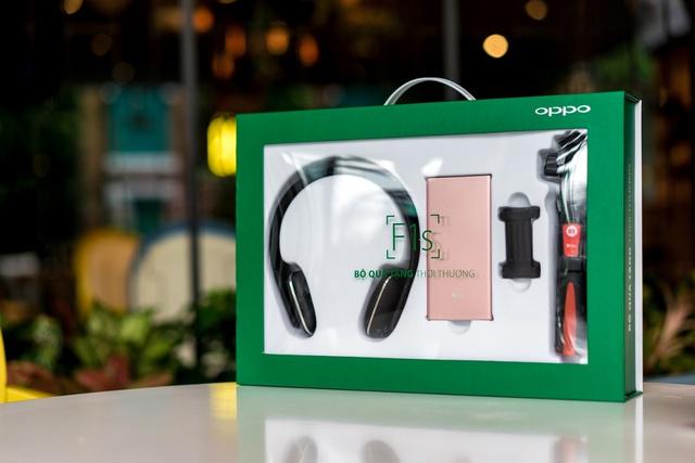Oppo F1S sắp chào sân với quà tặng khủng cho tín đồ smartphone - Ảnh 3.