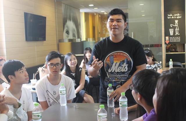 Khám phá chương trình tập sự đầu tiên cho học sinh tại McDonalds - Ảnh 1.