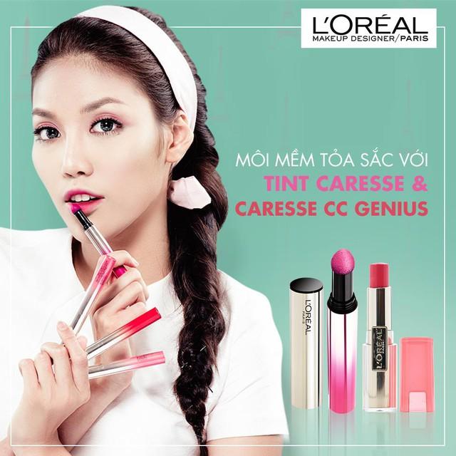 Hơn 100 sản phẩm trang điểm L'Oréal Paris có giá mới thấp hơn đến 30% - Ảnh 2.